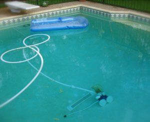 pool cleaning